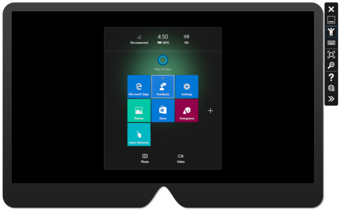 microsoft-hololens-emulator (Bild: Microsoft)