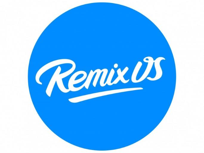 remix-os-logo (Bild: Jide)