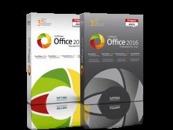 SoftMaker Office 2016 für Linux ist in einer Standard- und einer Professional-Version erhältlich (Bild: SoftMaker).