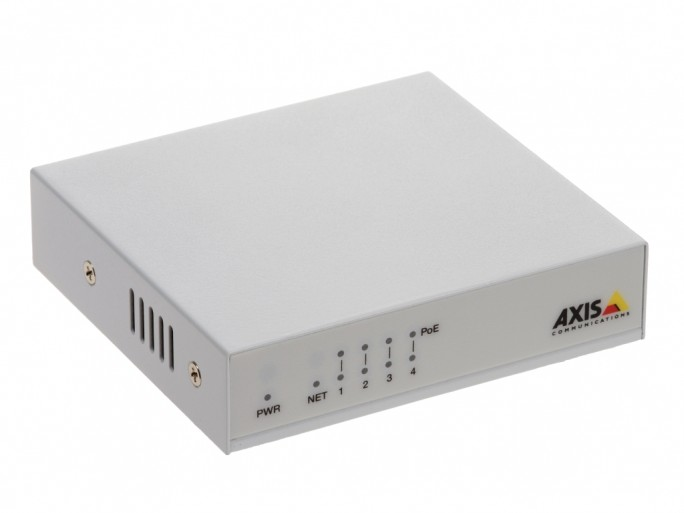 AXISCompanionSwitch (Bild: Axis)