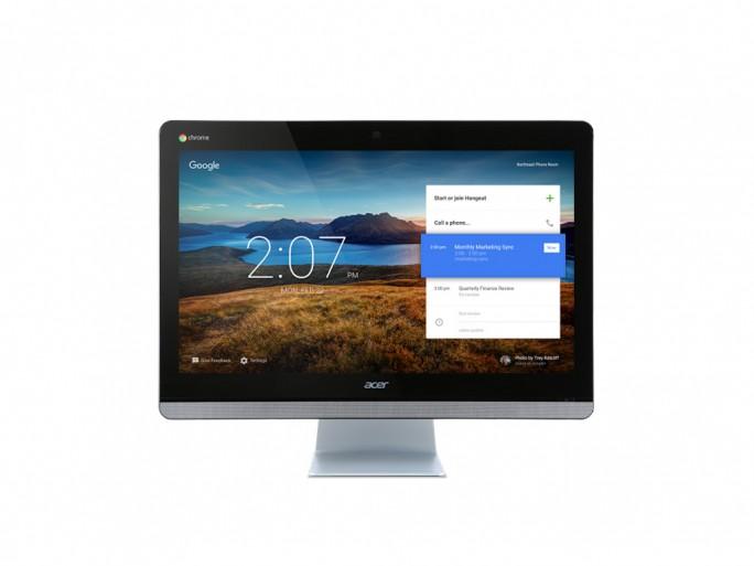 Chromebase (Bild: Google)