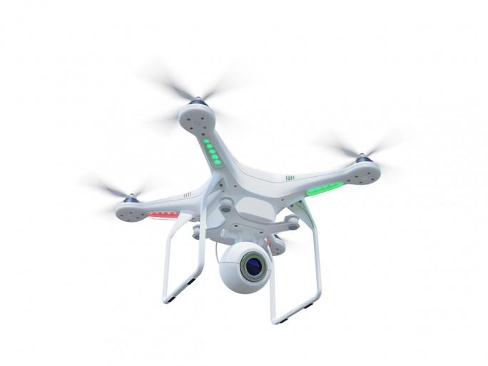 Drohne mit Kamera (Bild: Shutterstock/You can more)
