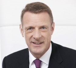 Telekom-Vorstand Niek- Jan van Damme hat für die Smart-Home-Plattform Qivicon europäische Ambitionen formuliert (Bild: DTAG).