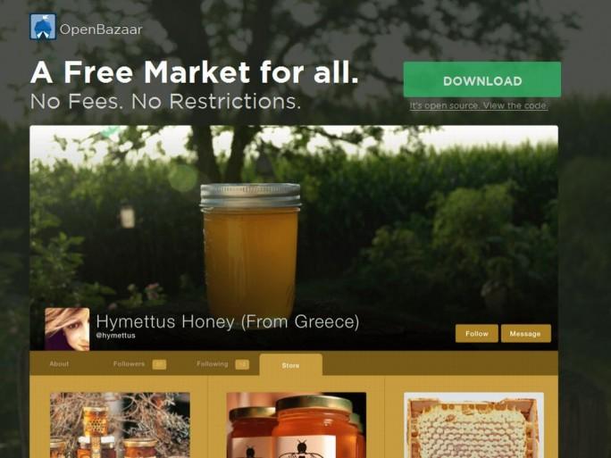 OpenBazaar verlässt Testphase (Screenshot: ITespresso)
