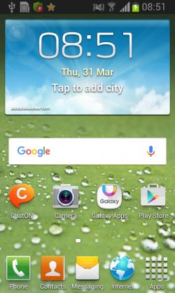 Teilweise verleietn die Apps mit Android.Spy.277.origin Nutzer teilweise mit als Benachrichtigungen angezeigter Werbung dazu, bestimmte Websites aufzurufen (Screenshot: Dr. Web).