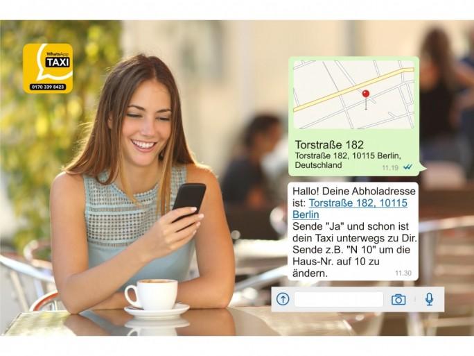 whatsapp taxi_standort (Bild: Taxi Deutschland)