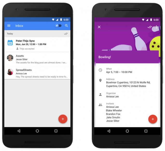 google-inbox-termine (Bild: Google)