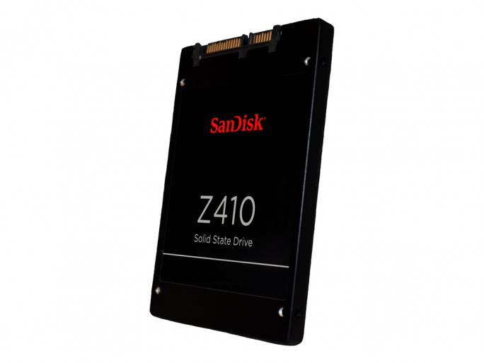 sandisk-z410-ssd (Bild: SanDisk)