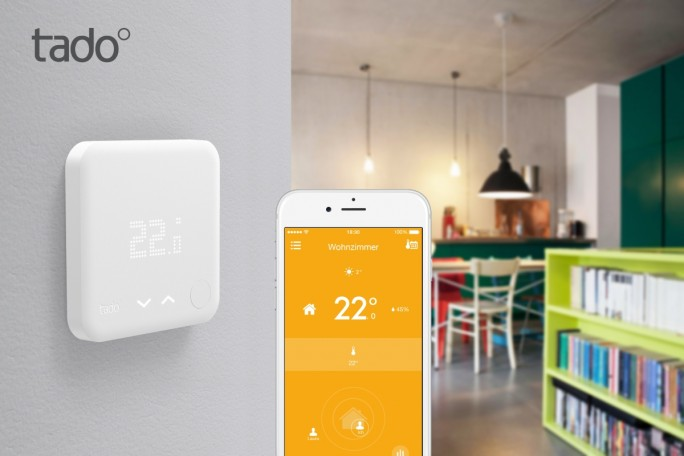 Tado_Smart-Thermostat (Bild: Tado)