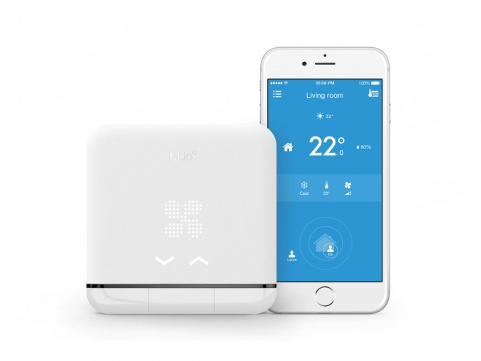 tado_Smart_AC_Control_Product_device_and_app (Bild: Tado)