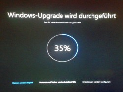 windows-upgrade-windows-10 (Bild: Peter Marwan/silicon.de)