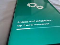 Im Zuge seines turnusmäßigen, monatlichen Patchdays beseitigt Google mit einem Over-the-Air-Update für seine Nexus-Geräte insgesamt 40 Schwachstellen in Android (Bild: ZDNet.de)