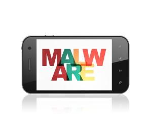 Smartphone Malware (Bild: Shutterstock / Maksim Kabakou)