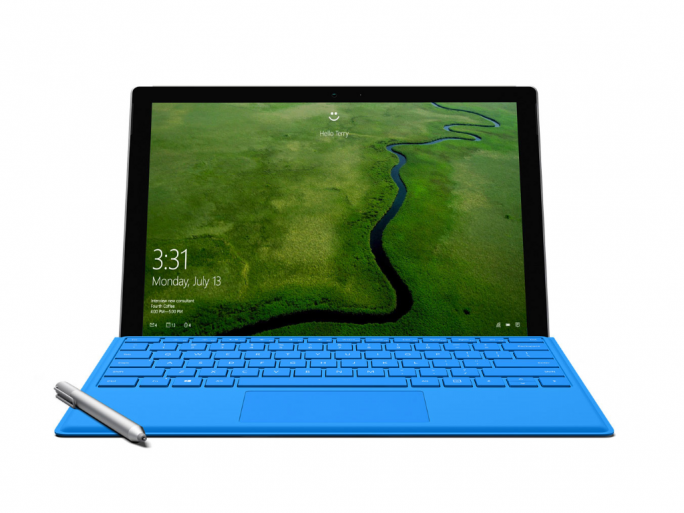 Surface-Pro-4-front (Bild: Microsoft)