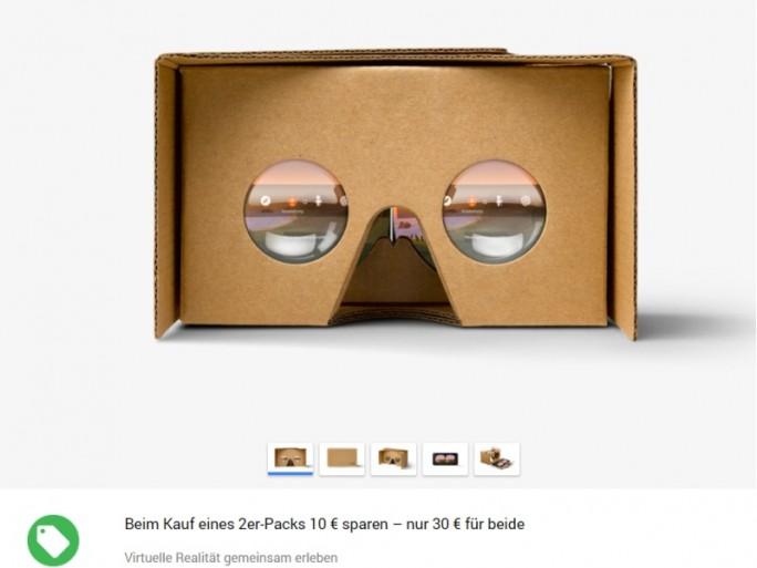 cardboard-deutschland (Screenshot: ZDNet)