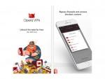 Operas kostenloser VPN-Dienst ist nun auch für iOS erhältlich