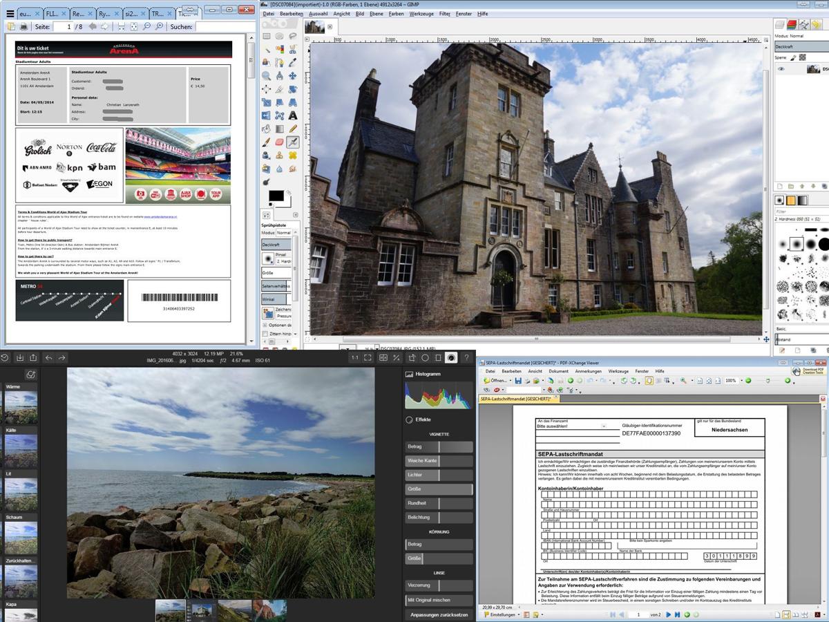 Es geht auch ohne Adobe: Das sind die Alternativen für Reader, Photoshop & Co.