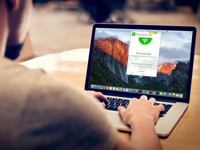 Avira Phantom VPN für Mac (Bild: Avira)