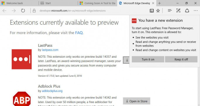 lastpass-for-windows-10-edge (Screenshot: ZDNet.com)