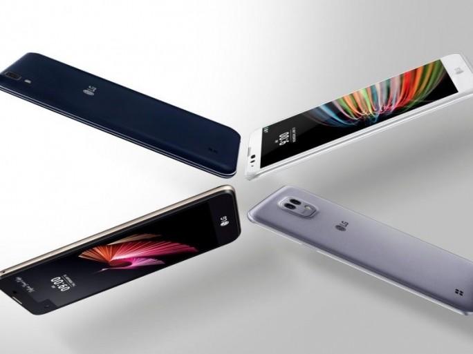 LG X-Serie (Bild: LG Electronics)
