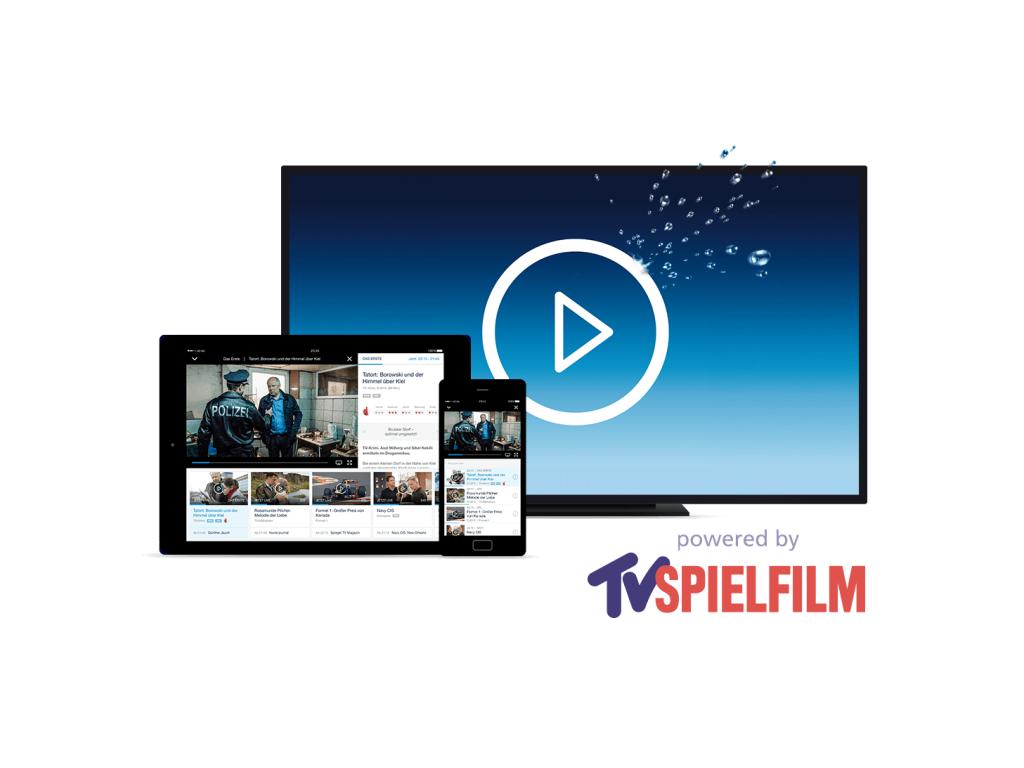 O2 bringt mit TV-Spielfilm Android-App zum Fernsehen auf Smartphone und Tablet