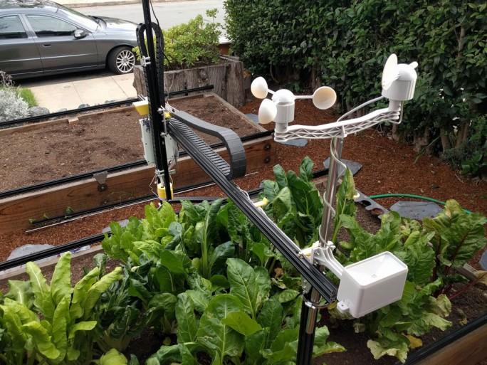 FarmBot (Bild: FarmBot Projekt)