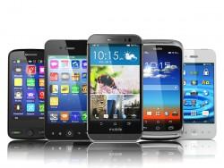 Smartphones (Bild: Shutterstock/Maxx-Studio)