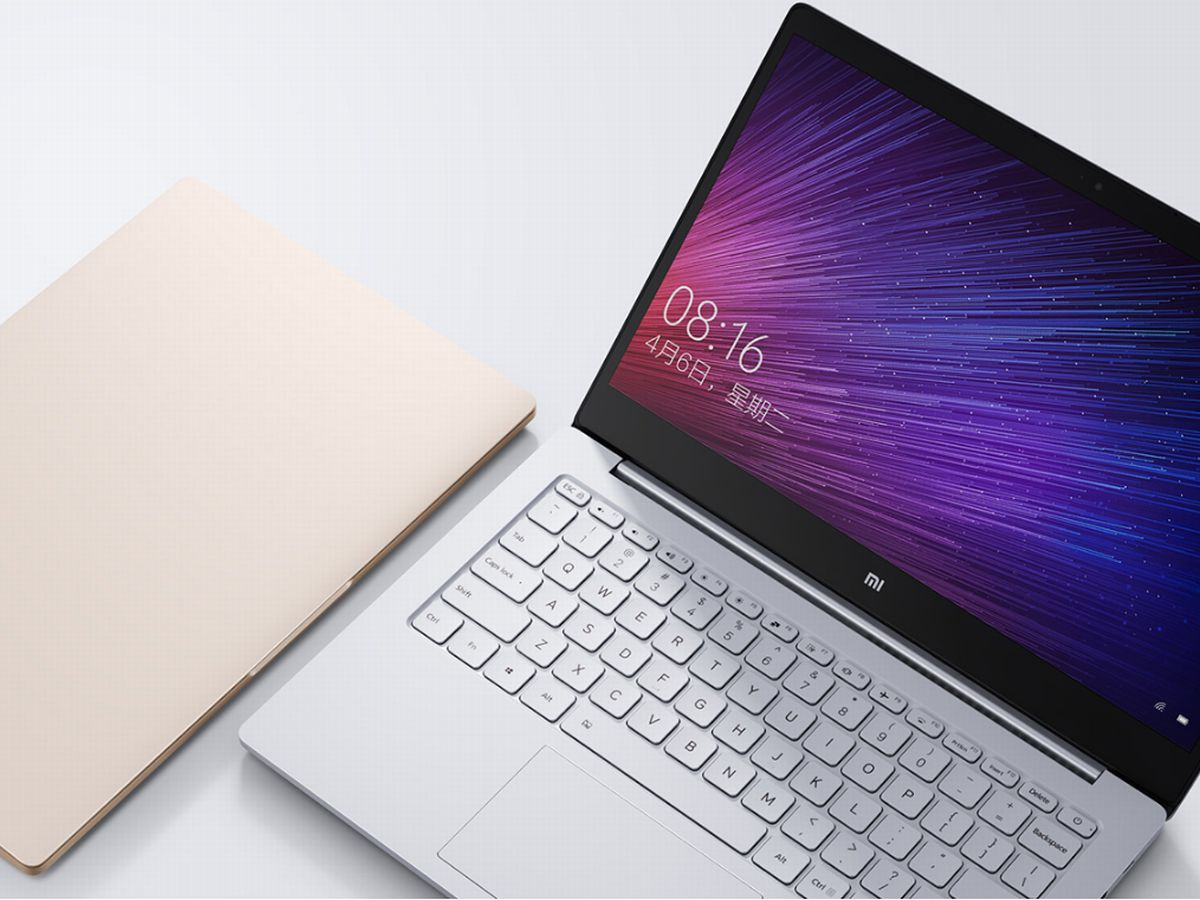Xiaomi Notebook Air Bild: Xiaomi