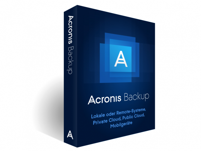 Acronis Backup (Bild: Acronis)