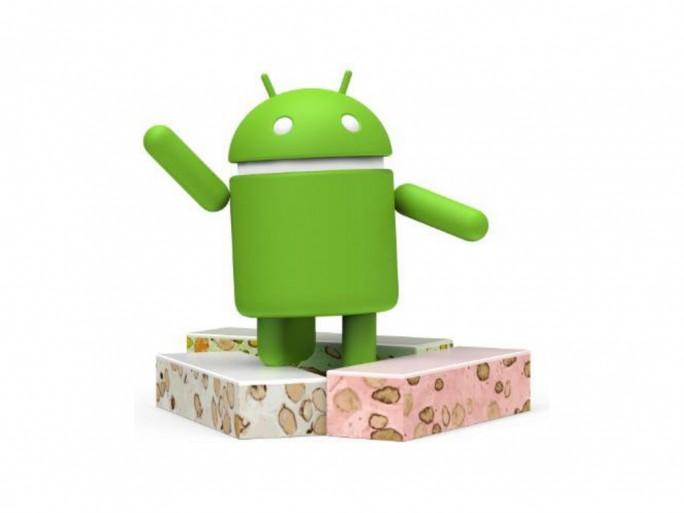 Android 7 Nougat (Bild: Google)