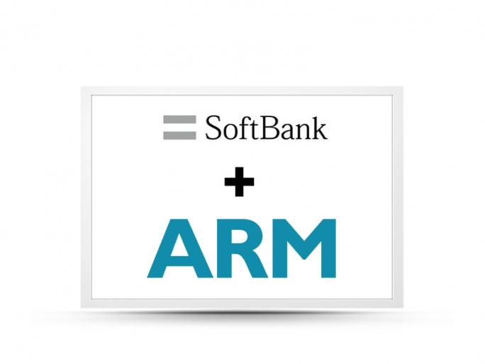 Softbank kauft ARM (Grafik: Softbank)