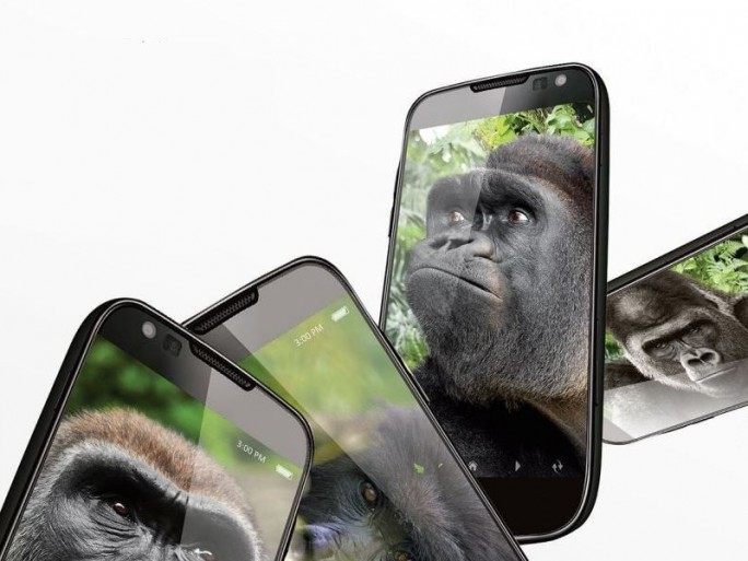 Gorilla Glass 5 (Bild: Corning)