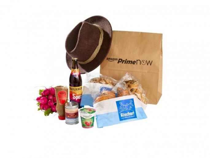 Amazon Prime Now wird nun auch in München angeboten (Bild: Amazon)