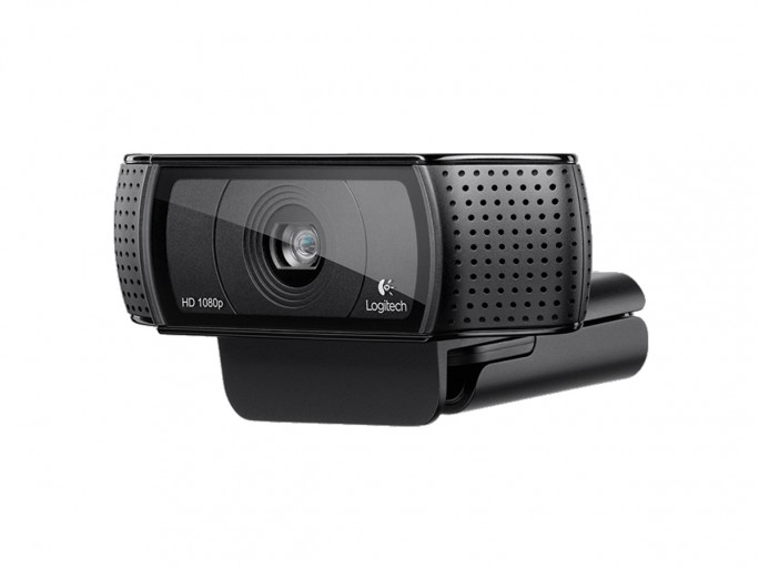 Logitech-HD Pro Webcam C920 (Bild: Logitech)