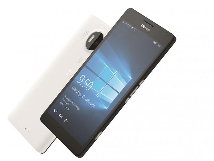 Lumia 950 XL(Bild: Microsoft)