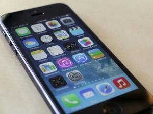 iOS 7 auf iPhone (Bild: Jason Cipriani/CNET).
