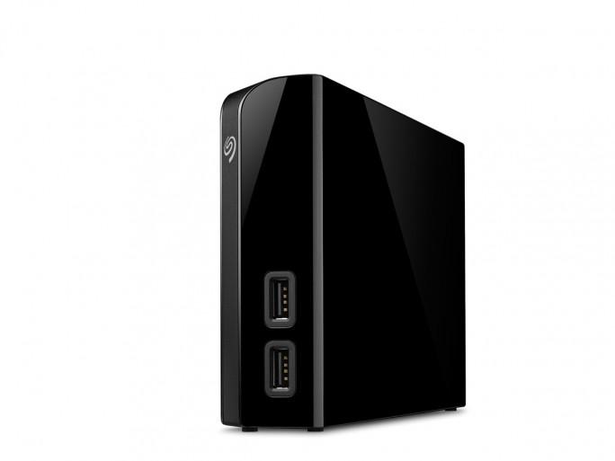 Seagate Backup Plus Hub (Bild: Seagate)