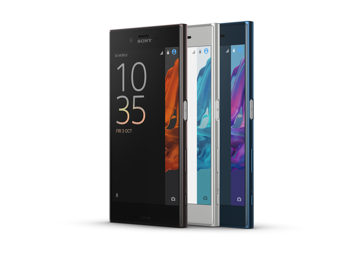 sony k ndigt foto smartphones xperia xz und x compact an. Black Bedroom Furniture Sets. Home Design Ideas