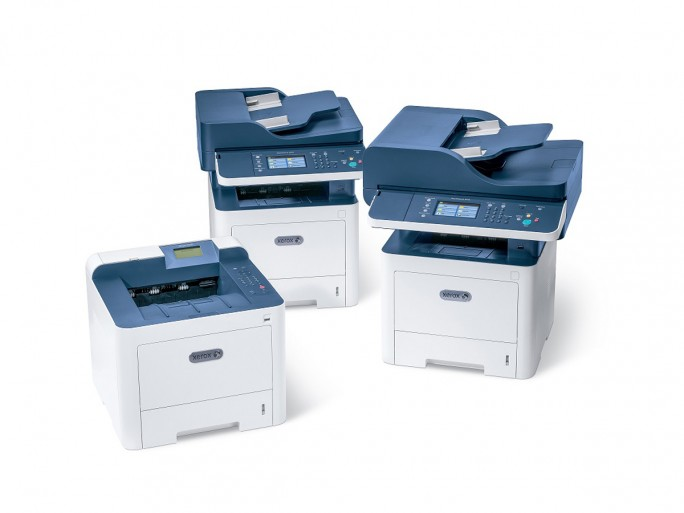 Xerox WorkCentre 3335 und Xerox WorkCentre 3345 (Bild: Xerox)