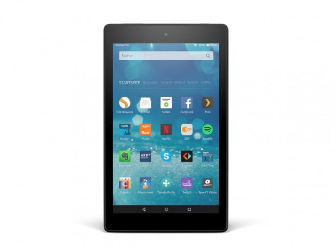 Tablet Fire HD 8 (Bild: Amzon)