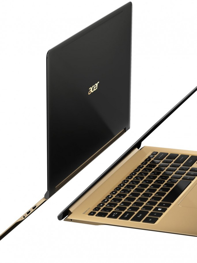 Acer Swift 7 (Bild: Acer)