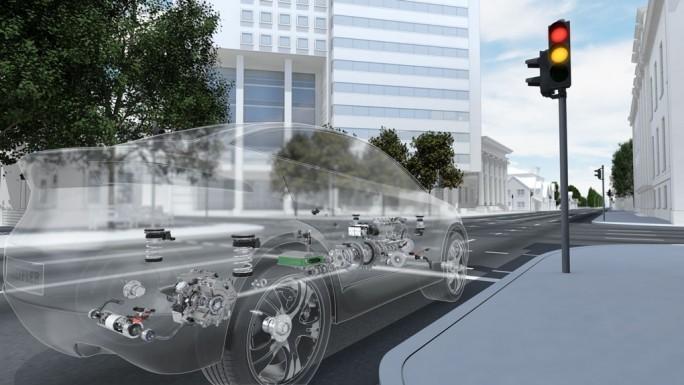 Automobilzulieferer Schaeffler ist im Zuge der Zusammenarbeit mit IBM auch an der Entwicklung von neuen Systemen für Fahrzeuge interessiert. (Bild: Schaeffler)