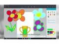 Malen auf 3D-Oberfläche in Paint Preview (Screenshot: ZDNet.de)