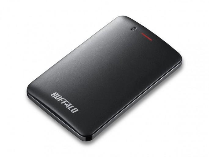 Buffalo SSD (Bild: Buffalo)
