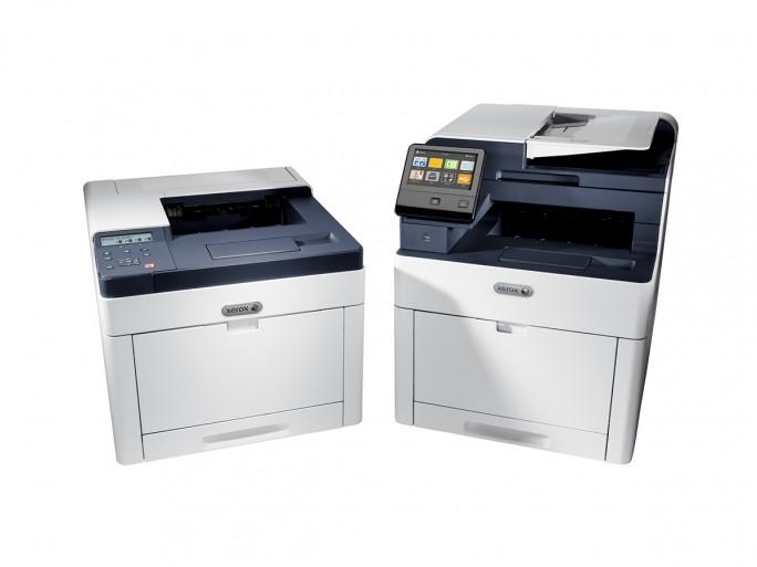 XeroxPhaser 6510 und XeroxWworkcentre 6515 (Bild: Xerox=