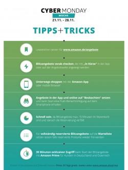 Tipps zur Cyber Monday-Woche (Bild: Amazon)