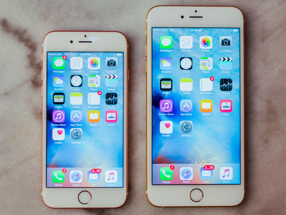 iPhone 6S und 6S Plus weisen eine Siri-Lücke auf (Bild: CNET.com).