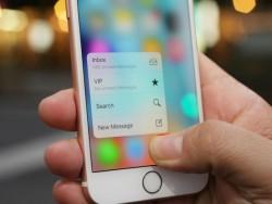 iPhone 6s IOAS9 3D_Touch (Bild: Apple)