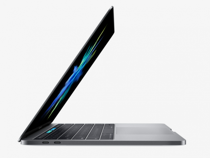 MacBook Pro 2016 (Bild: Apple)