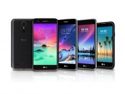 LG K-Serie (Bild: LG)